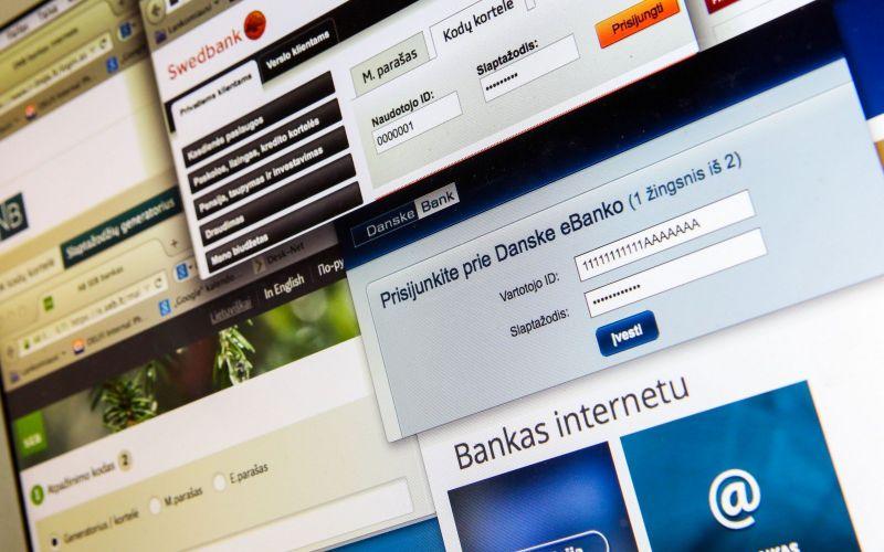 Interneto banke keičiasi įmokų mokėjimo tvarka